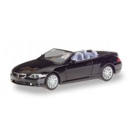 Herpa 023245-002 BMW 6 convertible