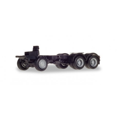 Herpa 084956 Chassis Scania 6x6 rigid tractor Content. 2 pcs.