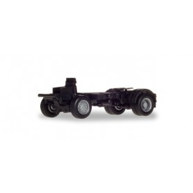 Herpa 084963 Chassis Scania 4x4 rigid tractor Content. 2 pcs.