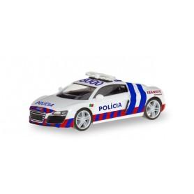 Herpa 094245 Audi R8 'Policia' (P)