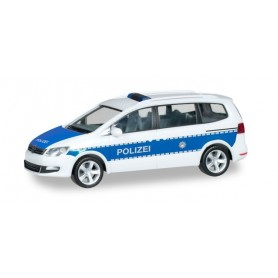 Herpa 094283 VW Sharan 'Federal Police force'