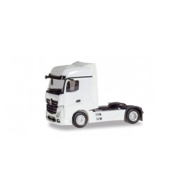 Herpa 309189 Mercedes-Benz Actros Bigspace, white