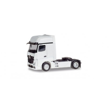 Herpa 309202 Mercedes-Benz Actros Gigaspace, white