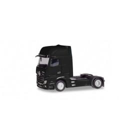 Herpa 309219 Mercedes-Benz Actros Gigaspace, black