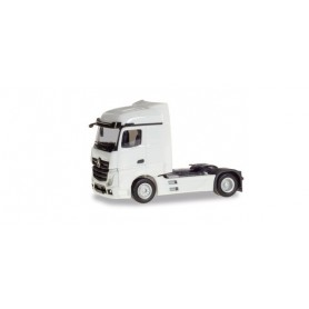 Herpa 309226 Mercedes-Benz Actros Streamspace 2.5, white