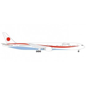 Herpa 532778 Flygplan Japan Air Self Defence Force Boeing 777-300ER