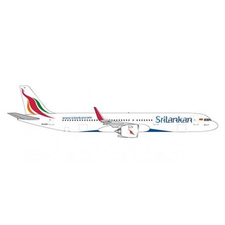 Herpa Wings 532884 Flygplan SriLankan Airlines Airbus A321neo