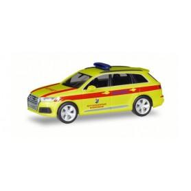 Herpa 700672 Audi Q7 'Rettungszentrum Bundeswehr Hannover'