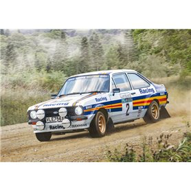Italeri 3650 Ford Escort RS 1800 Mk.II Lombard RAC Rally