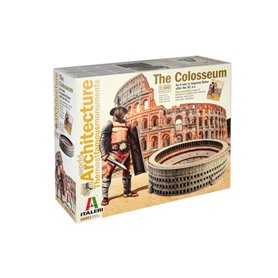 "Italeri 68003 The colosseum ""World Architecture"""