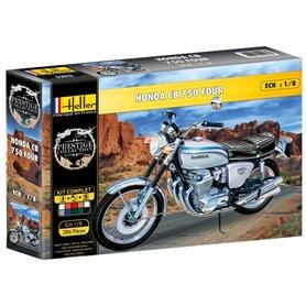 """Heller 52913 Motorcykel Honda CB 750 Four """"Gift Set"""""""
