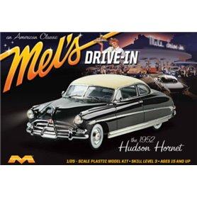 """Moebius Models 1216 Hudson Hornet 1952 """"Mel´s Drive-in"""""""