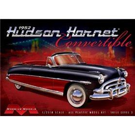 Moebius Models 1204 Hudson Hornet Convertible 1952