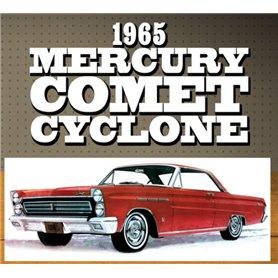 Moebius Models 1210 Mercury Comet Cyclone 1965