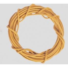 Märklin 71060.2 Kabel, 0.75 mm2, gul, 10 meter på rulle, 1 st