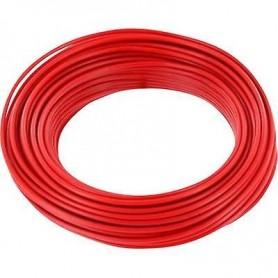 Beli-Beco L118/10.1 Kabel 0.14 mm2 ( 1 x 18 x 0.10), röd, 10 meter på rulle, 1 st
