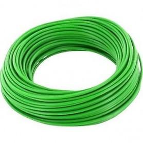 Beli-Beco L118/10.3 Kabel 0.14 mm2 ( 1 x 18 x 0.10), grön, 10 meter på rulle, 1 st