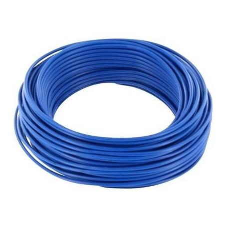 Beli-Beco L118/10.4 Kabel 0.14 mm2 ( 1 x 18 x 0.10), blå, 10 meter på rulle, 1 st