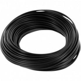 Beli-Beco L118/10.6 Kabel 0.14 mm2 ( 1 x 18 x 0.10), svart, 10 meter på rulle, 1 st
