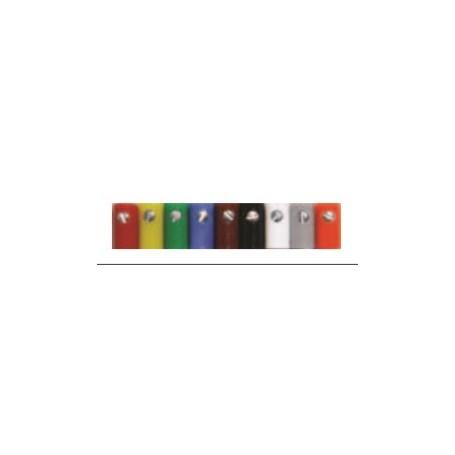 Beli-Beco 61/6.2 Muff, gul, längd 11 mm, hål 2.6 mm, 1 st