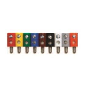 Beli-Beco 61/7.1 Stift, röd, längd på hylsa 11 mm, stift 2.6 mm, 1 st
