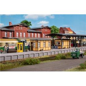 Auhagen 11452 Tillbehör för stationen