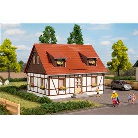 Auhagen 11453 Enfamiljshus