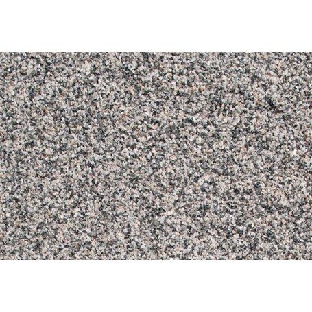Auhagen 61829 Rälsballast, granit, grå, 600 gram