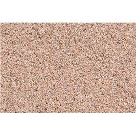 Auhagen 61830 Rälsballast, granit, beigebrun, 600 gram