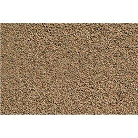 Auhagen 61831 Rälsballast, granit, jordbrun, 600 gram