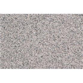 Auhagen 63833 Rälsballast, granit, grå, 350 gram