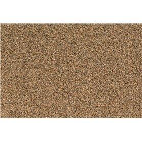 Auhagen 63835 Rälsballast, granit, jordbrun, 350 gram