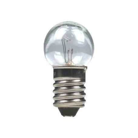 Beli-Beco 5046 Glödlampa, klar, 19 Volt, E5.5 Sockel, 60mA, glas diameter 8 mm, 1 st