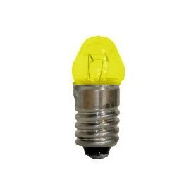 Beli-Beco 9047G Glödlampa, konisk, gul, 19 Volt, E5.5 Sockel, 60mA, glas diameter 6 mm, 1 st