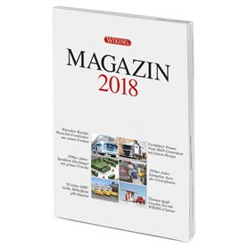 "Wiking 00625 Wiking ""Magazin 2018"""