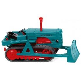Wiking 84437 Bulldozer Hanomag K55