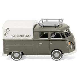 Wiking 78905 VW T1 crew cab 'VW Kundendienst'