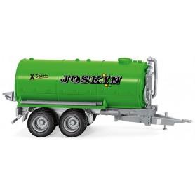 Wiking 38238 Joskin vacuum barrel trailer