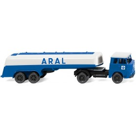 Wiking 80698 Tanker truck (Henschel HS 14|16) 'Aral'