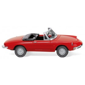 Wiking 20601 Alfa Spider, red