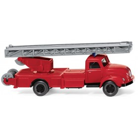 Wiking 62002 Fire brigade - turnt. ladder (Magirus S 3500)