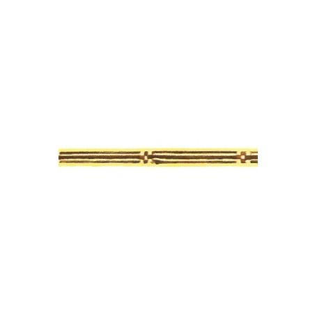 Amati 5565.02-133 Stripes med inlägg i olika träslag, längd 250 mm, bredd 5 mm, 1 st