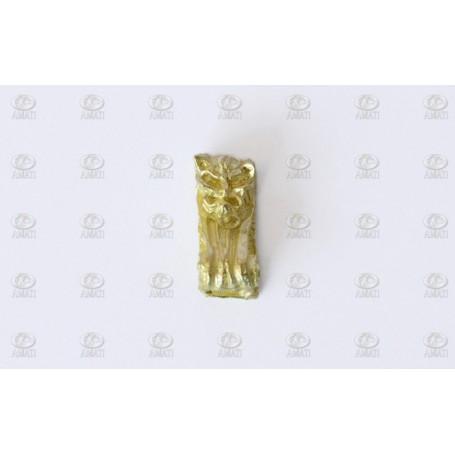 Amati 5304 Dekoration, metall, mått 5 x 10 mm, 1 st