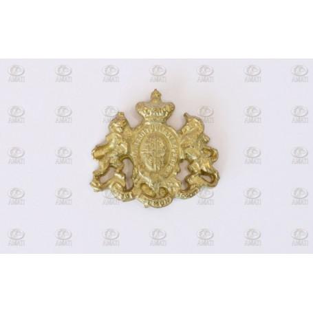 Amati 5349 Dekoration, metall, mått 17 x 15 mm, 1 st