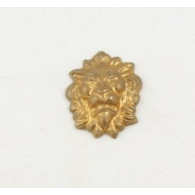 Amati 5530.12 Dekoration, metall, mått 10 x 12 mm, 10 st