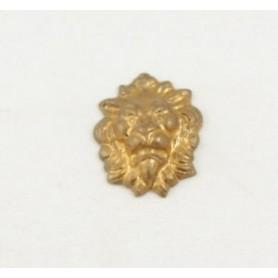 Amati 5530.13 Dekoration, metall, mått 16 x 20 mm, 10 st