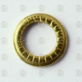 Amati 5530.15 Dekoration, metall, mått 8 mm diameter, 20 st