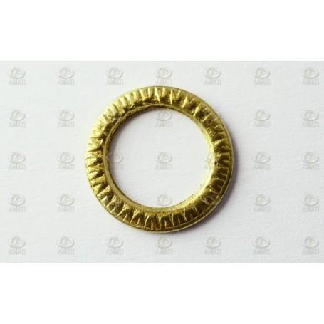 Amati 5530.16 Dekoration, metall, mått 12 mm diameter, 20 st