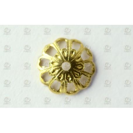Amati 5530.22 Dekoration, metall, mått 8 mm diameter, 20 st