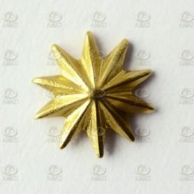 Amati 5530.26 Dekoration, metall, mått 8 x 8 mm, 20 st